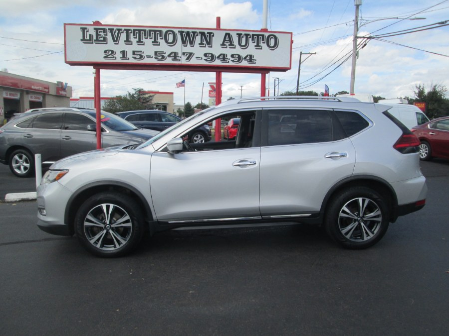 Used 2017 Nissan Rogue in Levittown, Pennsylvania | Levittown Auto. Levittown, Pennsylvania