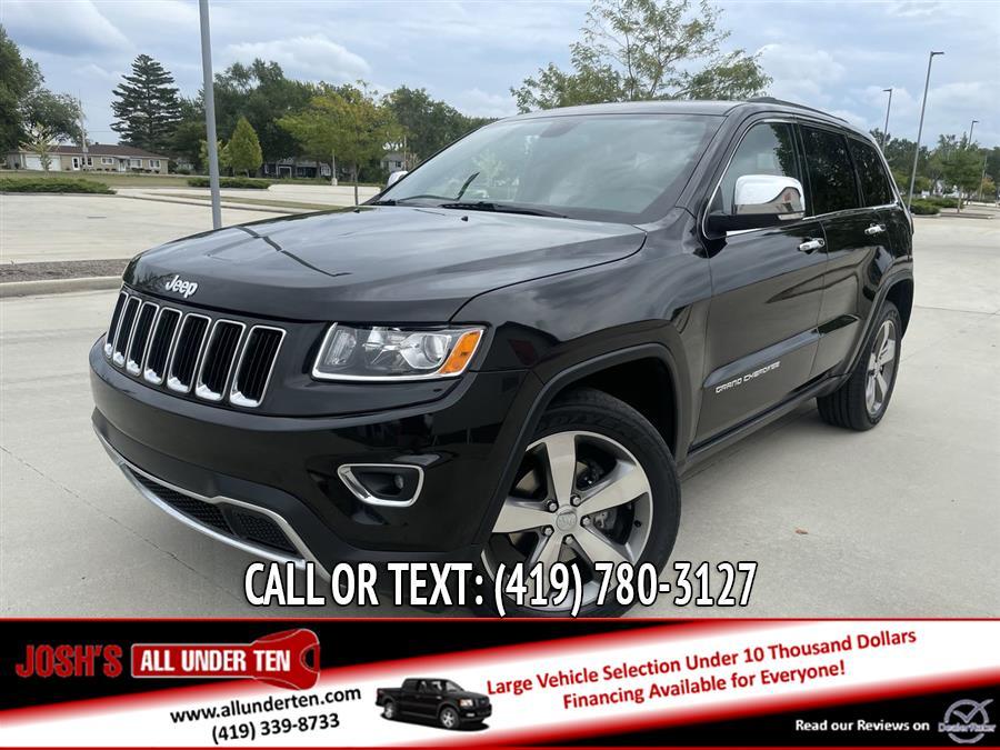 Used 2014 Jeep Grand Cherokee in Elida, Ohio | Josh's All Under Ten LLC. Elida, Ohio