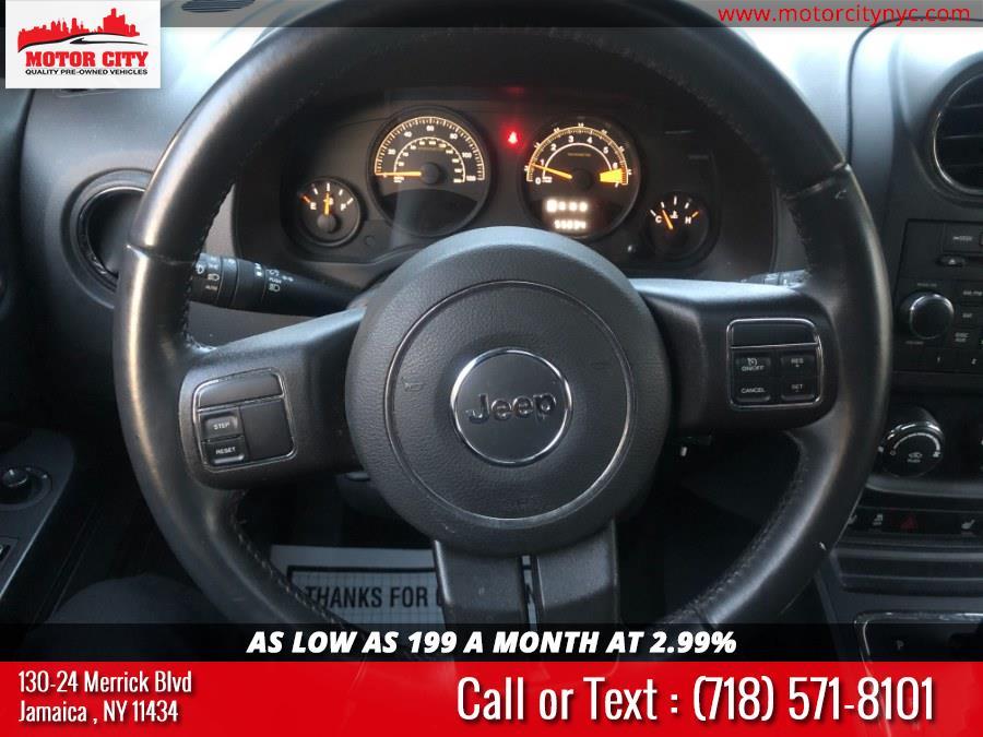 Used Jeep Patriot 4WD 4dr Latitude 2016   Motor City. Jamaica, New York
