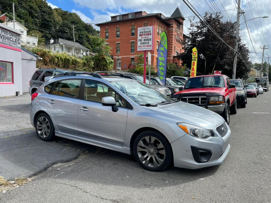 Used 2012 Subaru Impreza Wagon in Derby, Connecticut | Bridge Motors LLC. Derby, Connecticut