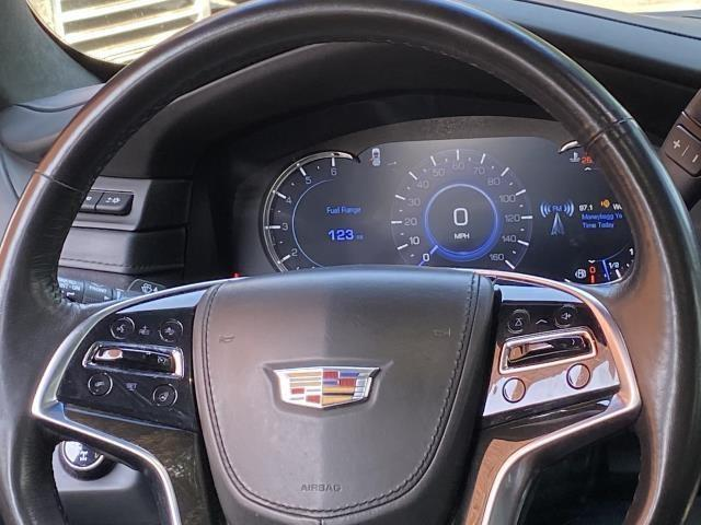 Used Cadillac Escalade Esv Platinum Edition 2018 | Eastchester Motor Cars. Bronx, New York