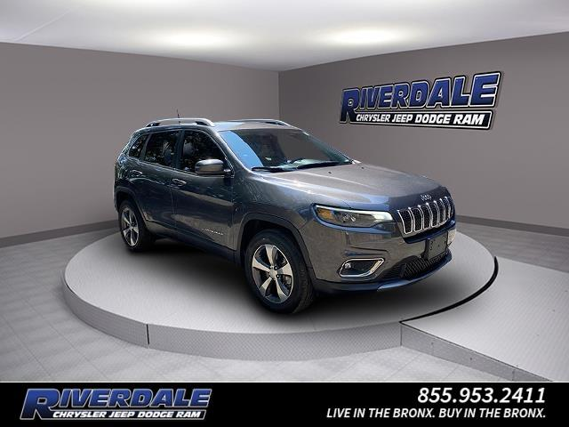 Used 2020 Jeep Cherokee in Bronx, New York | Eastchester Motor Cars. Bronx, New York