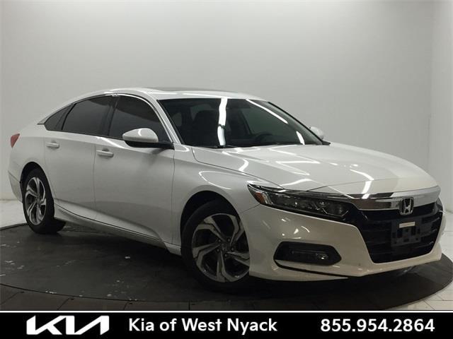 Used 2018 Honda Accord in Bronx, New York | Eastchester Motor Cars. Bronx, New York