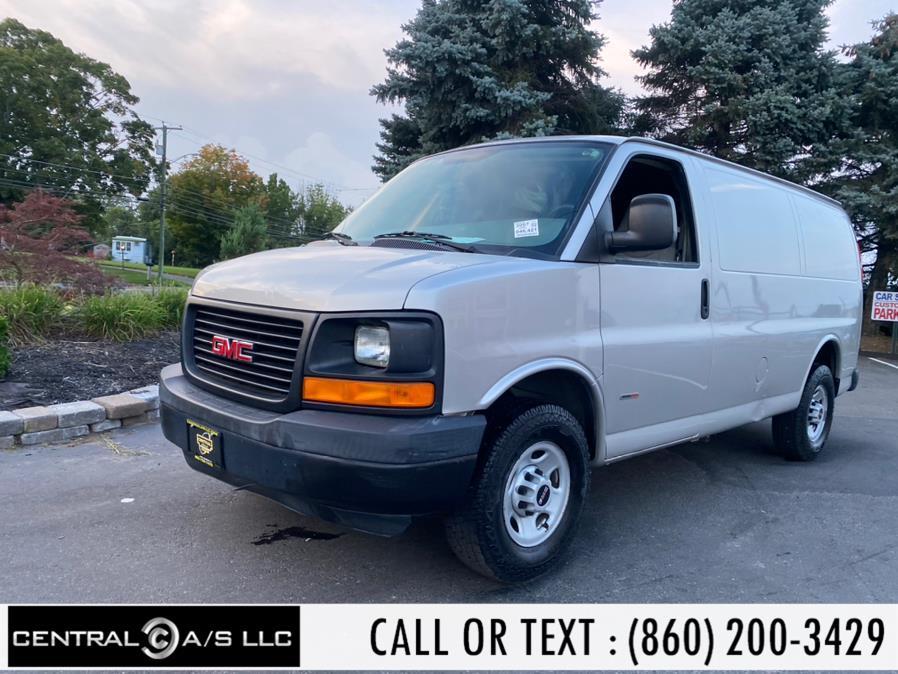 """Used GMC Savana Cargo Van RWD 2500 135"""" 2007   Central A/S LLC. East Windsor, Connecticut"""