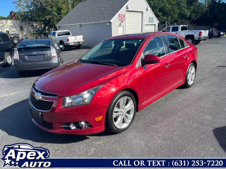 Used 2014 Chevrolet Cruze in Selden, New York | Apex Auto. Selden, New York