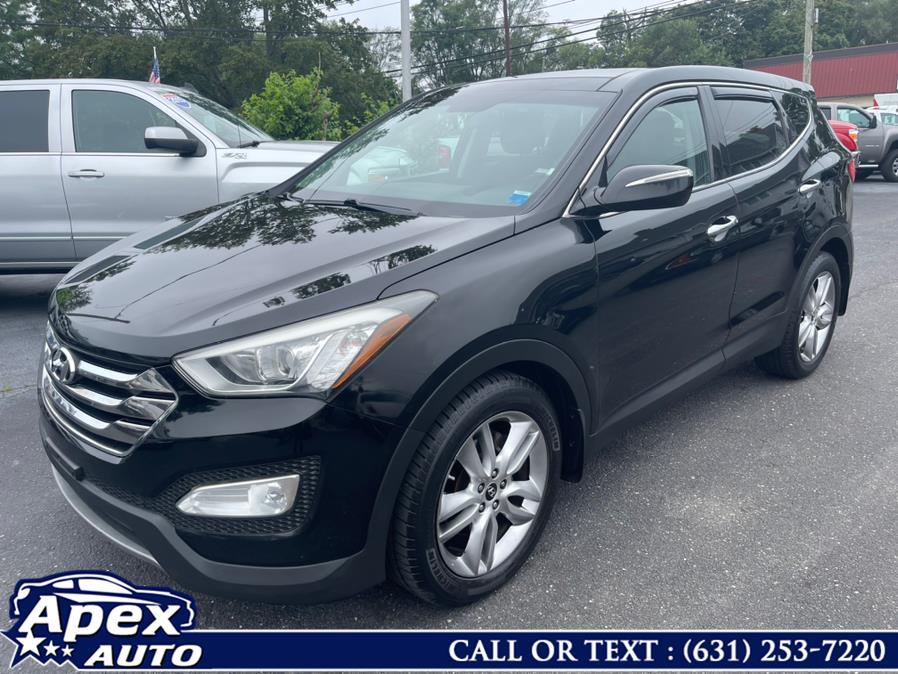 Used 2013 Hyundai Santa Fe Sport in Selden, New York | Apex Auto. Selden, New York