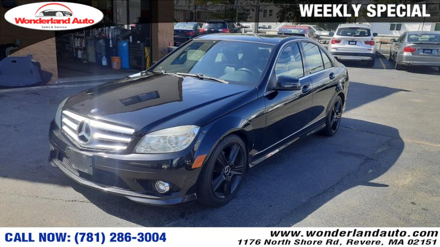 Used 2010 Mercedes-Benz C-Class in Revere, Massachusetts | Wonderland Auto. Revere, Massachusetts