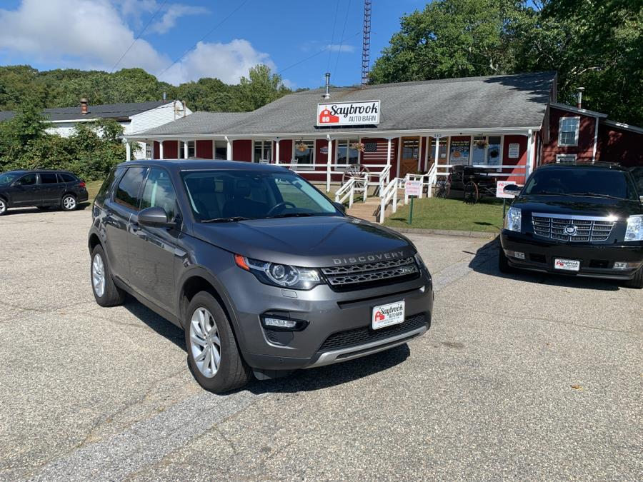Used Land Rover Discovery Sport AWD 4dr HSE 2016   Saybrook Auto Barn. Old Saybrook, Connecticut