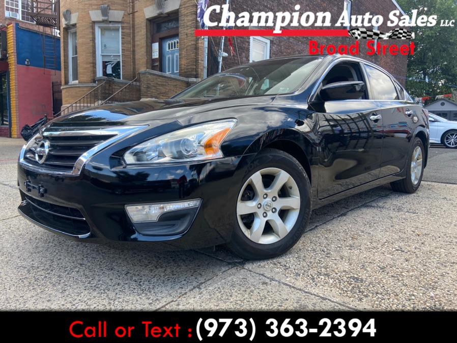 Used 2014 Nissan Altima in Newark, New Jersey   Champion Used Auto Sales LLC. Newark, New Jersey