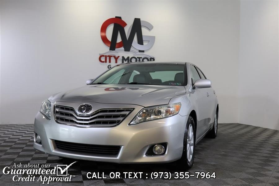 2010 Toyota Camry XLE, available for sale in Haskell, NJ