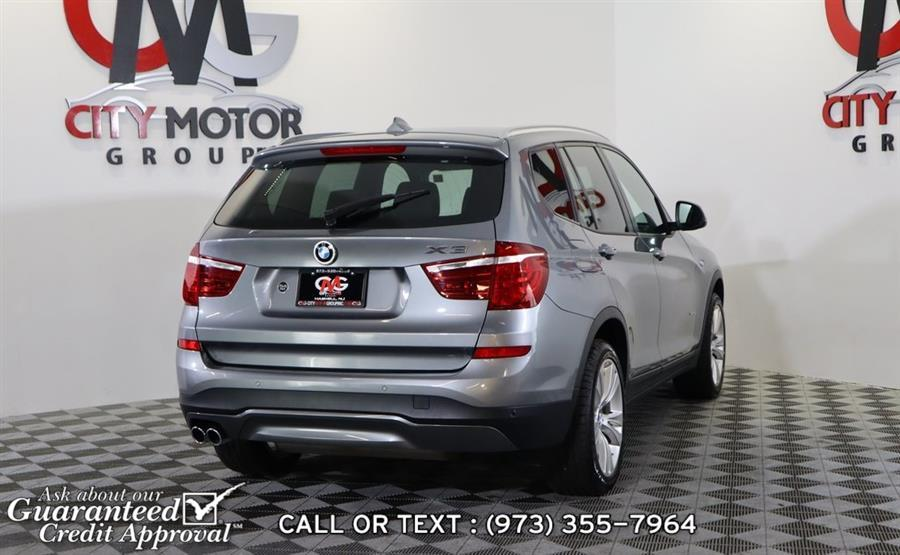 Used BMW X3 xDrive28i 2015 | City Motor Group Inc.. Haskell, New Jersey