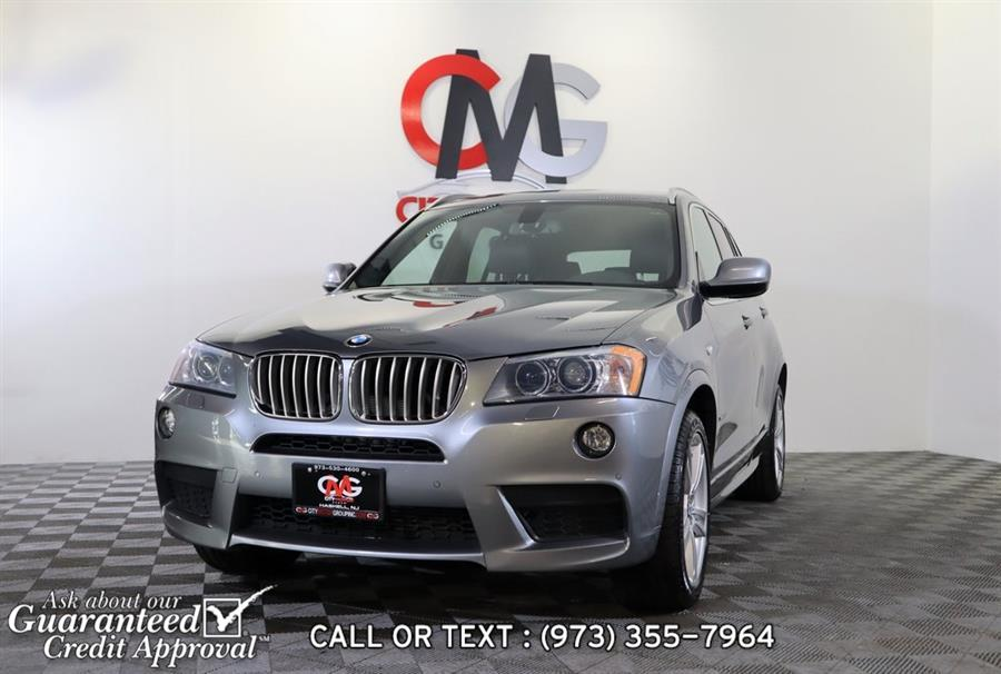 Used BMW X3 xDrive28i 2014 | City Motor Group Inc.. Haskell, New Jersey