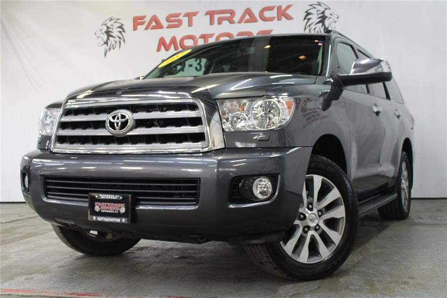 Used Toyota Sequoia LIMITED 2017 | Fast Track Motors. Paterson, New Jersey