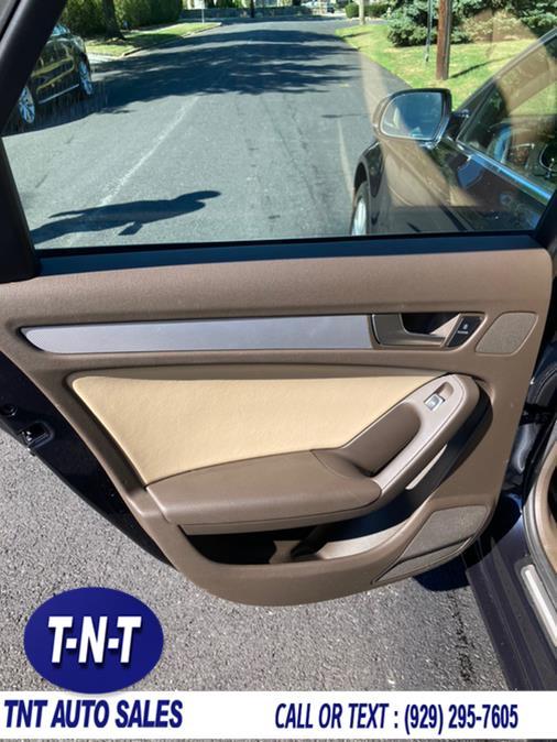 Used Audi A4 4dr Sdn Auto quattro 2.0T Premium 2013 | TNT Auto Sales USA inc. Bronx, New York