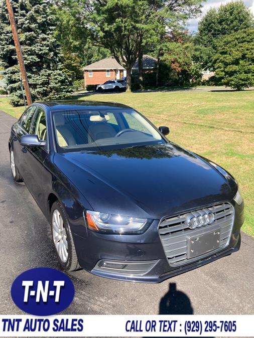 Used 2013 Audi A4 in Bronx, New York | TNT Auto Sales USA inc. Bronx, New York
