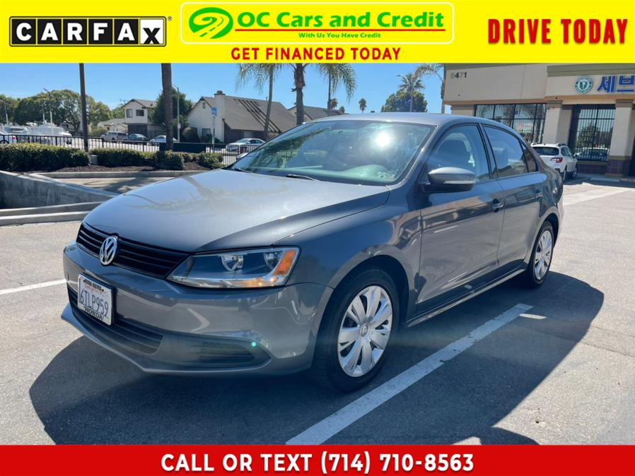 Used 2011 Volkswagen Jetta Sedan in Garden Grove, California | OC Cars and Credit. Garden Grove, California