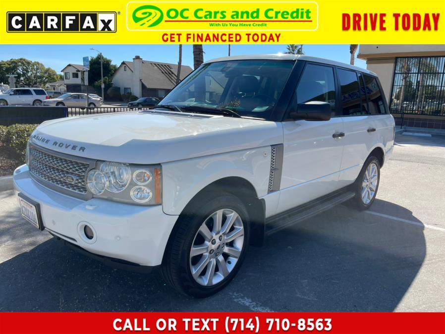 Used 2007 Land Rover Range Rover in Garden Grove, California | OC Cars and Credit. Garden Grove, California