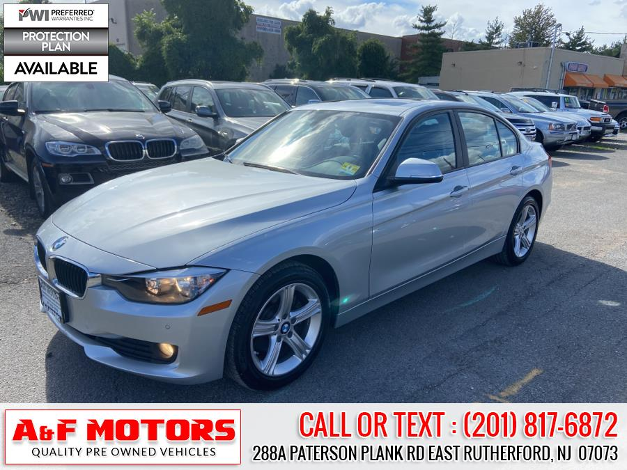 Used 2014 BMW 3 Series in East Rutherford, New Jersey | A&F Motors LLC. East Rutherford, New Jersey