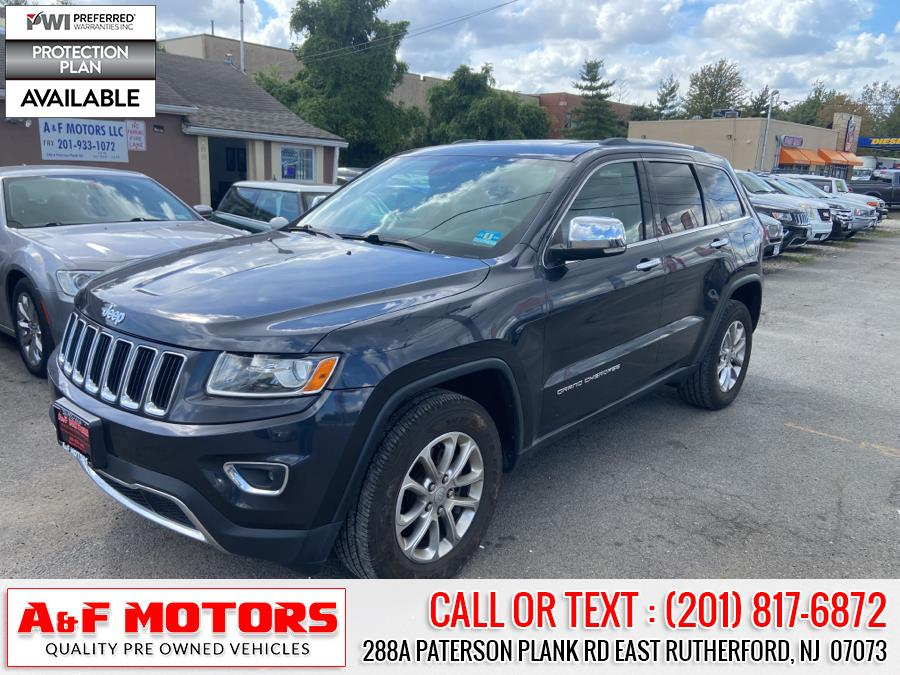 Used 2014 Jeep Grand Cherokee in East Rutherford, New Jersey | A&F Motors LLC. East Rutherford, New Jersey