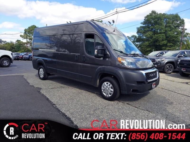 Used Ram Promaster Cargo Van 2500 High Roof 159'' WB Rear Camera 2019 | Car Revolution. Maple Shade, New Jersey