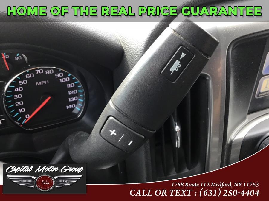 "Used Chevrolet Silverado 1500 4WD Double Cab 143.5"" LT w/1LT 2015   Capital Motor Group Inc. Medford, New York"