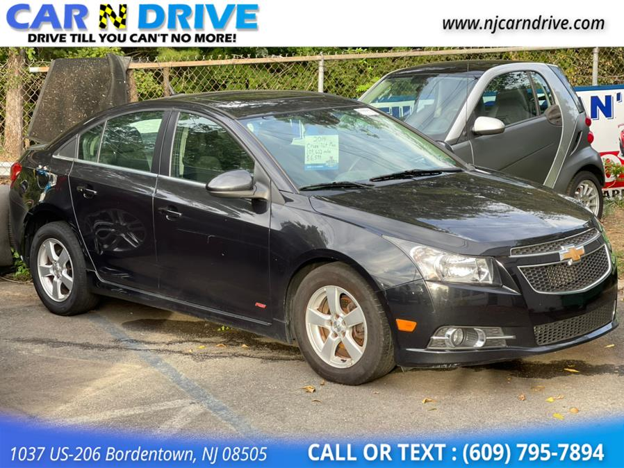 Used Chevrolet Cruze 1LT Manual 2014 | Car N Drive. Bordentown, New Jersey