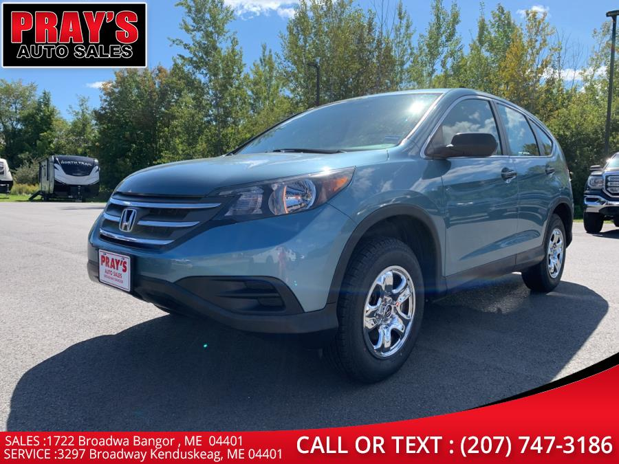 Used Honda CR-V AWD 5dr LX 2014   Pray's Auto Sales . Bangor , Maine