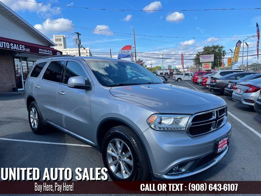 Used Dodge Durango LIMITED 2015 | United Auto Sale. Newark, New Jersey