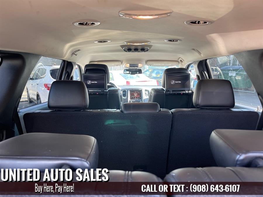 Used Dodge Durango LIMITED 2015   United Auto Sale. Newark, New Jersey
