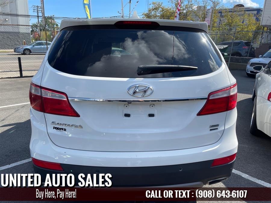 Used Hyundai Santa Fe GLS 2014   United Auto Sale. Newark, New Jersey