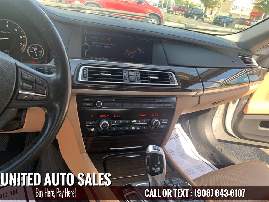 Used BMW 740 LI 2011 | United Auto Sale. Newark, New Jersey