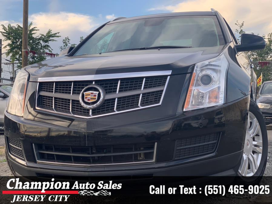 Used Cadillac SRX AWD 4dr Luxury Collection 2012   Champion Auto Sales of JC. Jersey City, New Jersey