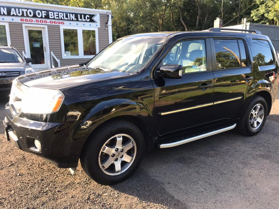 Used Honda Pilot 4WD 4dr Touring w/RES & Navi 2010 | Main Auto of Berlin. Berlin, Connecticut