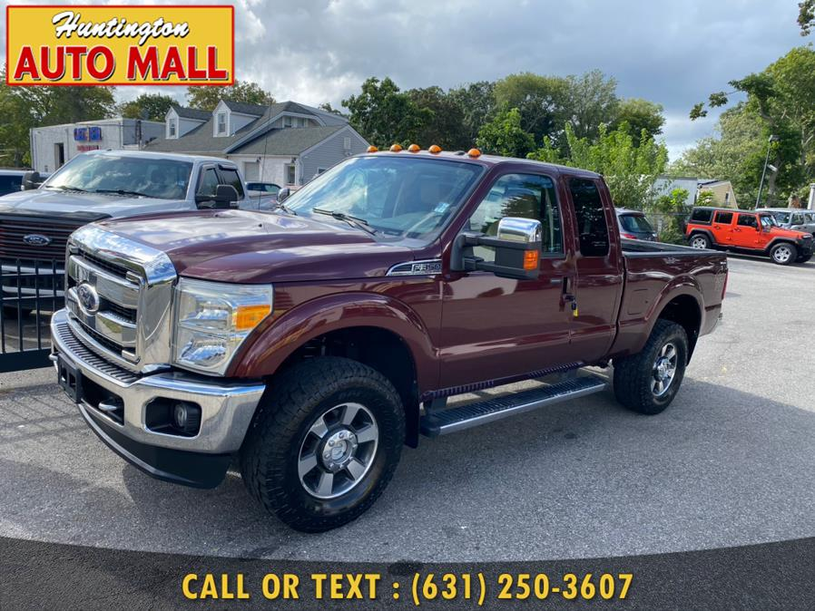 """2011 Ford Super Duty F-350 SRW 4WD SuperCab 158"""" Lariat, available for sale in Huntington Station, NY"""
