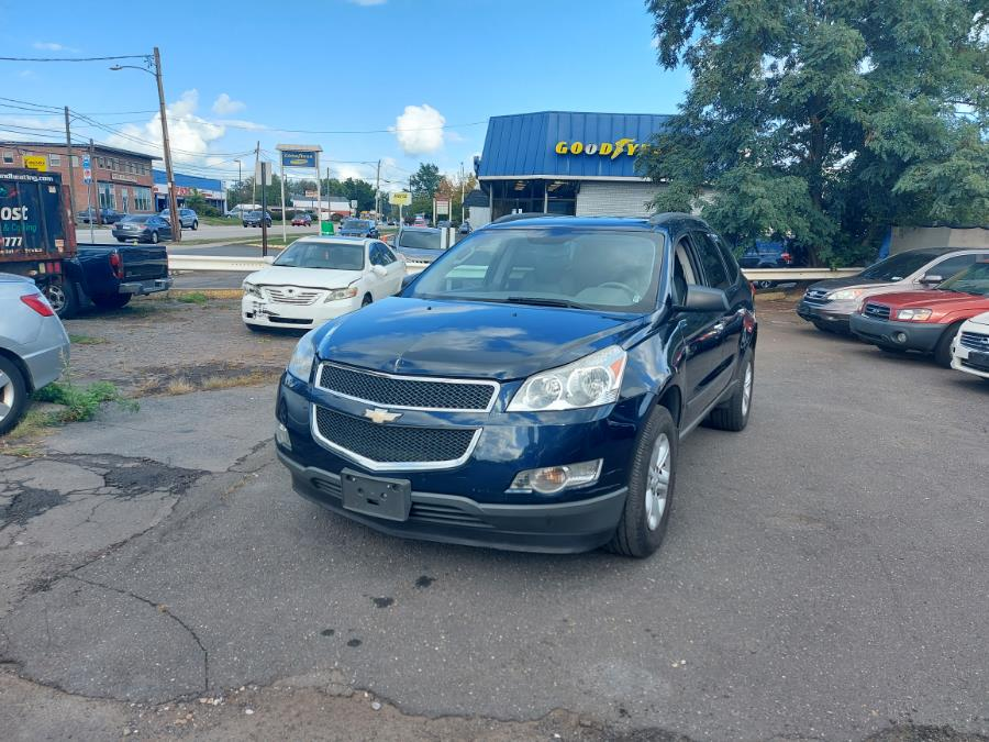 Used 2012 Chevrolet Traverse in West Hartford, Connecticut | Chadrad Motors llc. West Hartford, Connecticut