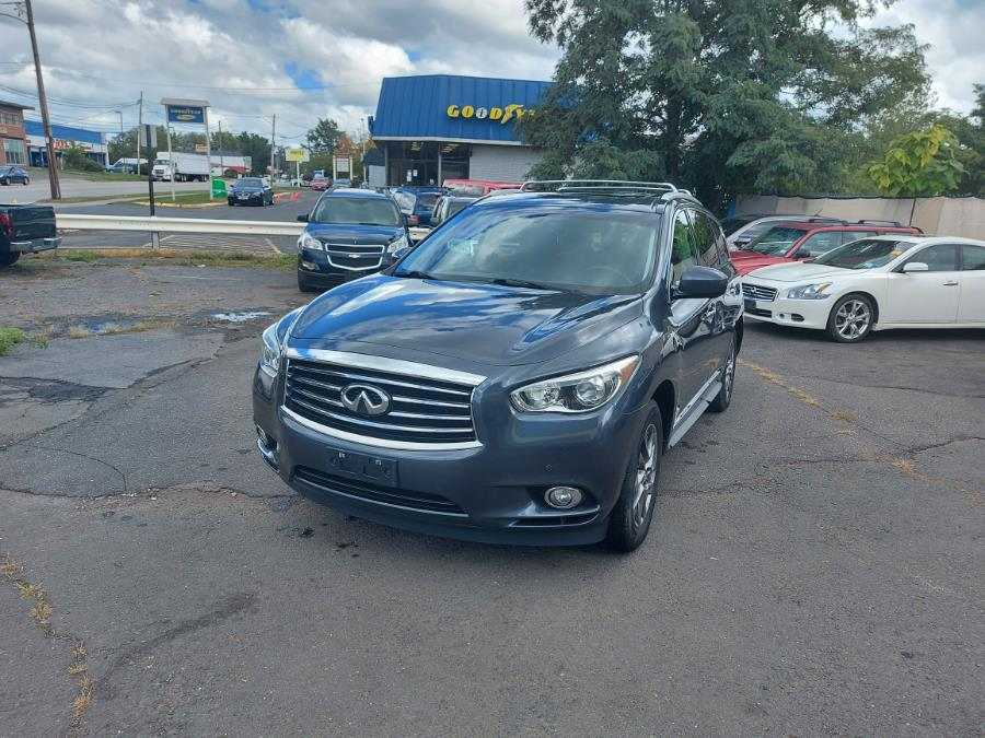 Used 2013 Infiniti JX35 in West Hartford, Connecticut | Chadrad Motors llc. West Hartford, Connecticut