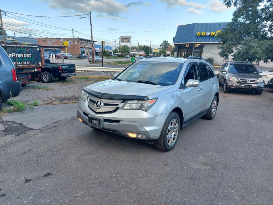 Used 2007 Acura MDX in West Hartford, Connecticut | Chadrad Motors llc. West Hartford, Connecticut