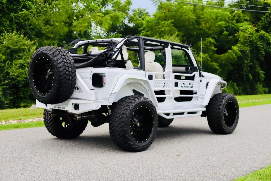 Used Jeep Wrangler Unlimited Sport S 4x4 2018   Meccanic Shop North Inc. North Salem, New York
