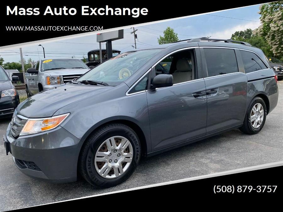 Used 2012 Honda Odyssey in Framingham, Massachusetts   Mass Auto Exchange. Framingham, Massachusetts