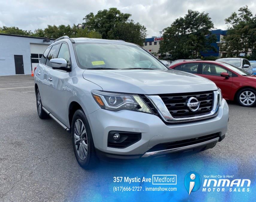 Used Nissan Pathfinder FWD SL 2020 | Inman Motors Sales. Medford, Massachusetts