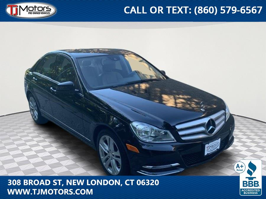 Used 2014 Mercedes-Benz C-Class in New London, Connecticut | TJ Motors. New London, Connecticut