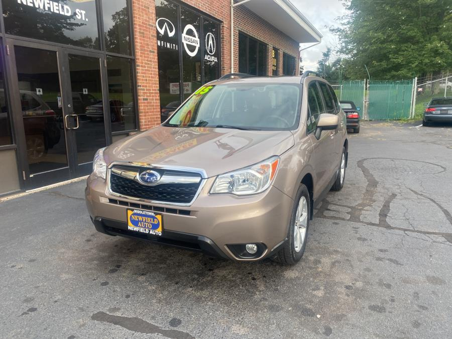 Used 2015 Subaru Forester in Middletown, Connecticut | Newfield Auto Sales. Middletown, Connecticut