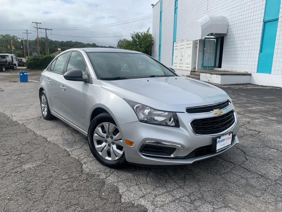 Used Chevrolet Cruze Limited 4dr Sdn Auto LS 2016 | Dealertown Auto Wholesalers. Milford, Connecticut