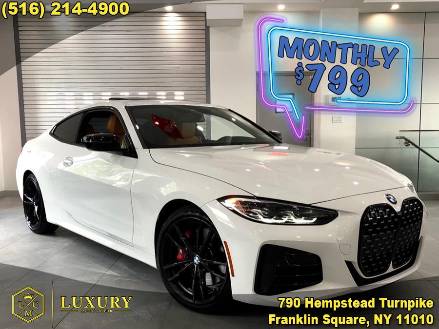 Used BMW 4 Series M440i xDrive Coupe 2021   Luxury Motor Club. Franklin Square, New York
