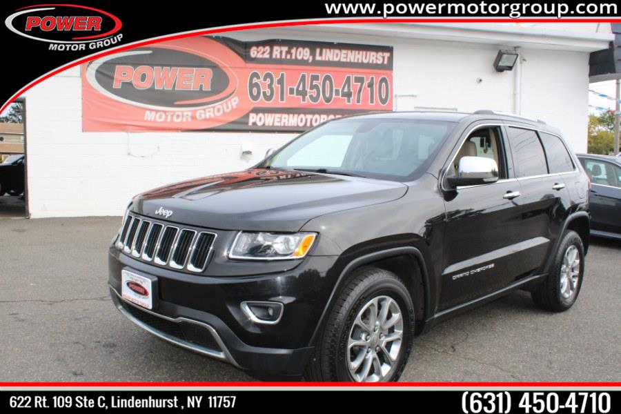 Used Jeep Grand Cherokee 4WD 4dr Limited 2015 | Power Motor Group. Lindenhurst, New York