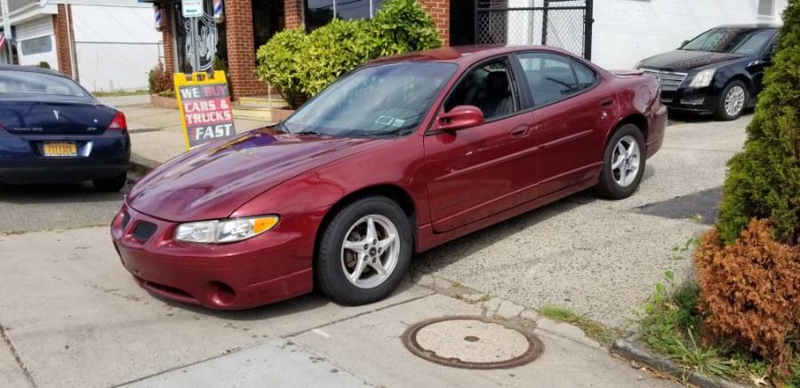 Used 2002 Pontiac Grand Prix in Baldwin, New York | Carmoney Auto Sales. Baldwin, New York