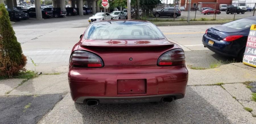 Used Pontiac Grand Prix 4dr Sdn GT 2002 | Carmoney Auto Sales. Baldwin, New York