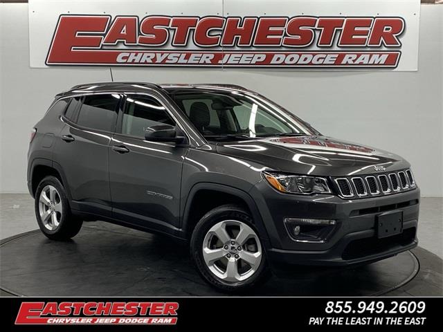 Used 2020 Jeep Compass in Bronx, New York | Eastchester Motor Cars. Bronx, New York