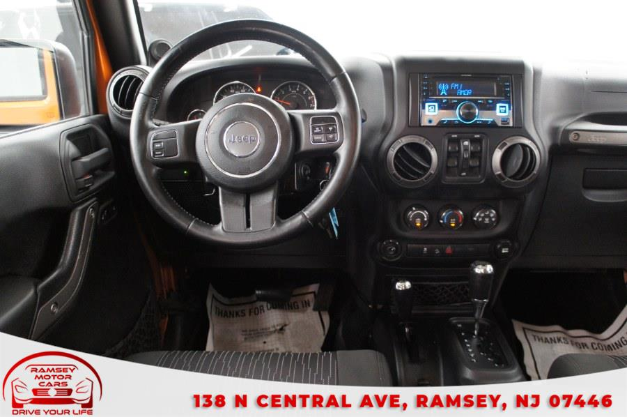 Used Jeep Wrangler Unlimited 4WD 4dr Sport 2011   Ramsey Motor Cars Inc. Ramsey, New Jersey