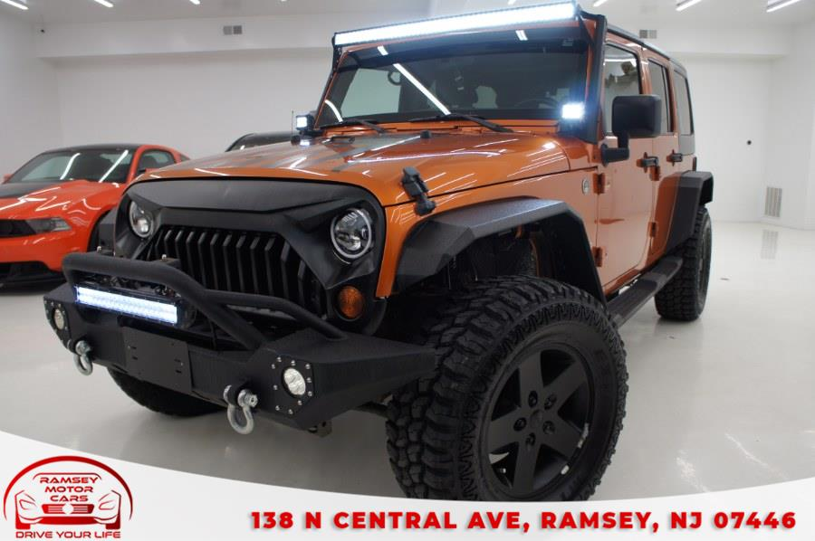 Used 2011 Jeep Wrangler Unlimited in Ramsey, New Jersey | Ramsey Motor Cars Inc. Ramsey, New Jersey